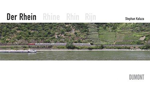 9783832190170: Der Rhein, The Rhine, Le Rhin