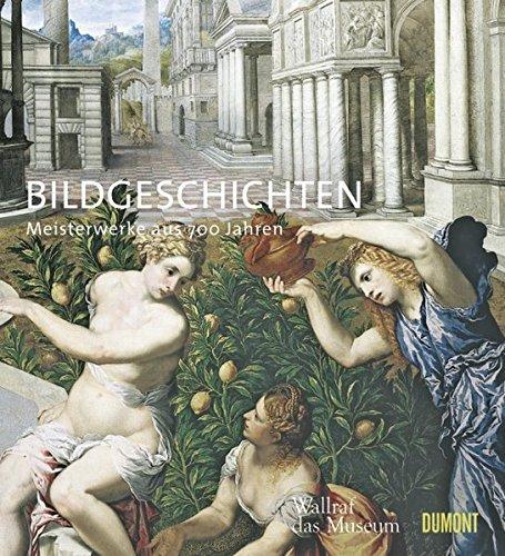 9783832191399: Bildgeschichten: Meisterwerke aus 700 Jahren