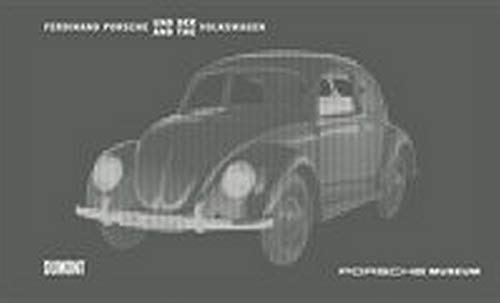 9783832192983: Ferdinand Porsche and the Volkswagen