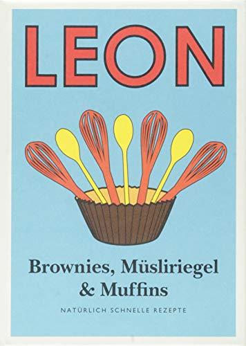 9783832194802: Leon Mini. Brownies, Müsliriegel & Muffins