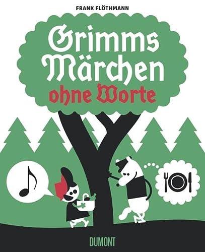 9783832197087: Grimms Märchen ohne Worte