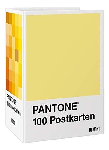 9783832199517: Pantone: 100 Postkarten