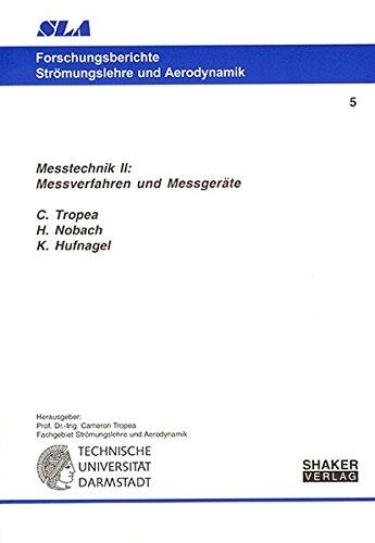 9783832218676: Messtechnik II: Messverfahren und Messgeräte
