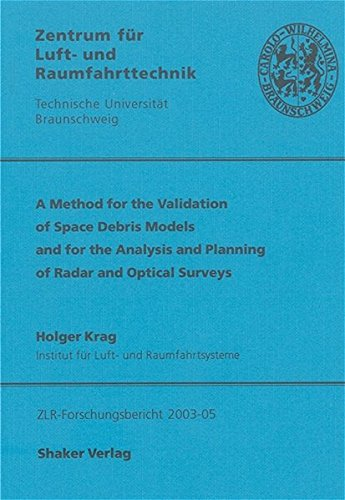 A Method for the Validation of Space Debris Models and for the Analysis and Planning of Radar and ...