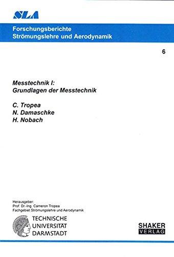 9783832221164: Messtechnik I: Grundlagen der Messtechnik