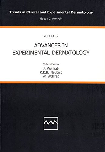 Advances in Experimental Dermatology: J Wohlrab