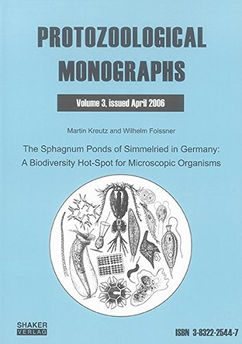 The Sphagnum Ponds of Simmelried in Germany: A Biodiversity Hot-spot for Microscopic Organisms: v. ...