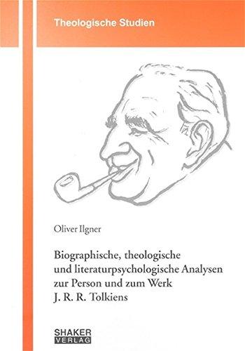 Biographische, theologische und literaturpsychologische Analysen zur Person und zum Werk J. R. R. ...