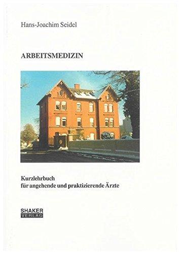Arbeitsmedizin: Hans J Seidel