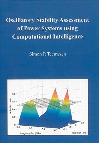 Oscillatory Stability Assessment of Power Systems using: Simon P Teeuwsen