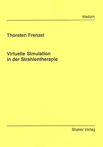 9783832248802: Virtuelle Simulation in der Strahlentherapie