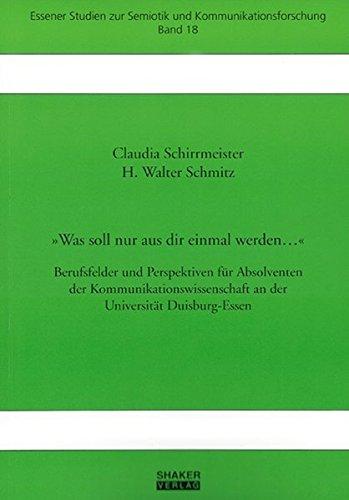 Was soll nur aus dir einmal werden.: Claudia Schirrmeister