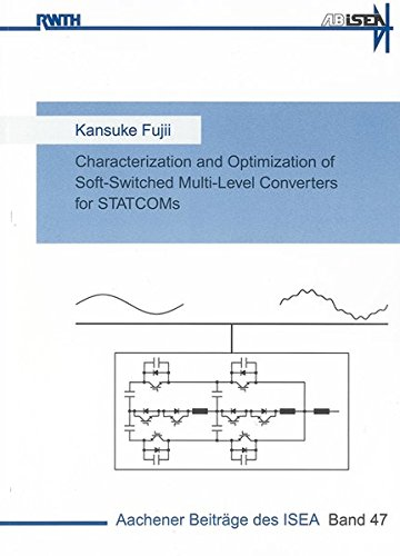 9783832269814: Characterization and Optimization of Soft-Switched Multi-Level Converters for STATCOMs