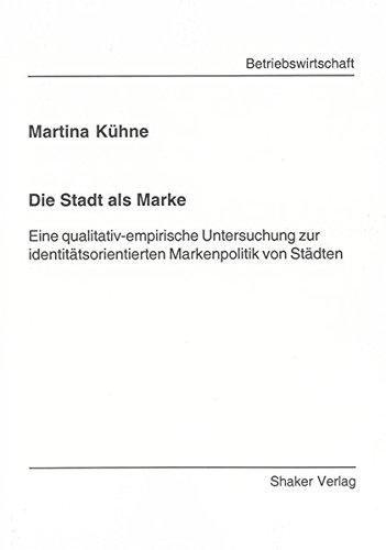 Die Stadt als Marke: Martina Kühne