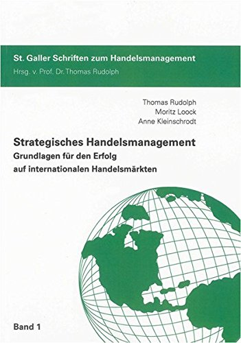 9783832275181: Strategisches Handelsmanagement
