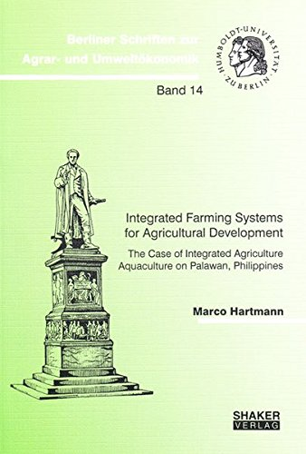 Integrated Farming Systems for Agricultural Development: The Case of Integrated Agriculture ...