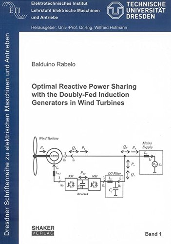 Optimal Reactive Power Sharing with the Doubly-Fed Induction Generators in Wind Turbines: Balduino ...