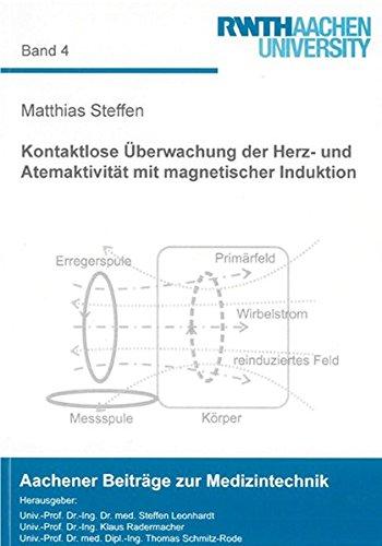 Kontaktlose Überwachung der Herz- und Atemaktivität mit magnetischer Induktion: Matthias ...