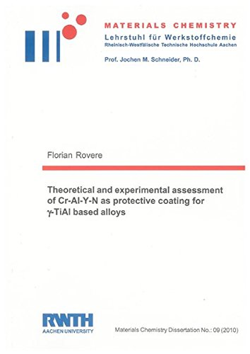 Theoretical and experimental assessment of Cr-Al-Y-N as protective coating for y-TiAl based alloys:...