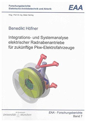 Integrations- und Systemanalyse elektrischer Radnabenantriebe für zukünftige ...