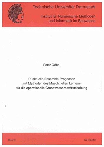 Punktuelle Ensemble-Prognosen mit Methoden des Maschinellen Lernens für die operationelle ...