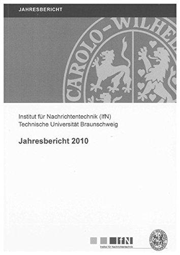 Jahresbericht 2010: Urlich Reimers
