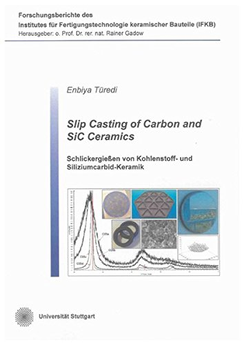 Slip Casting of Carbon and SiC Ceramics: Enbiya T�redi