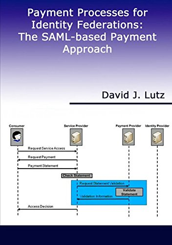 Payment Processes for Identity Federations: the SAML-based Payment Approach (Berichte aus der ...