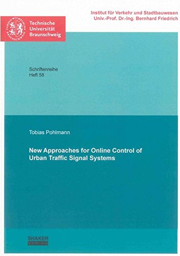 New Approaches for Online Control of Urban Traffic Signal Systems: Tobias Pohlmann