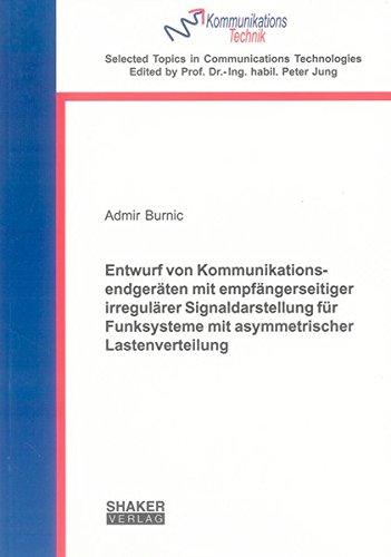Entwurf von Kommunikationsendgeräten mit empfängerseitiger irregulärer ...