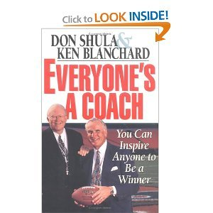 9783832301873: Everyone's A Coach - You Can Inspire Anyone To Be A Winner