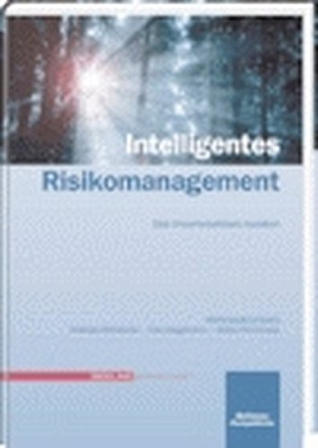 9783832309640: Intelligentes Risikomanagement
