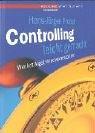 9783832309879: Controlling leicht gemacht.