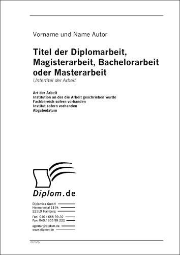 9783832464516: Managing Diversity - Eine Herausforderung f�r die Personalf�hrung (Livre en allemand)