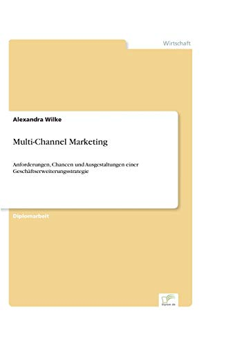 9783832471064: Multi-Channel Marketing