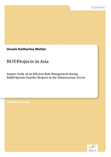 BOT-Projects in Asia: Ursula Katharina Wolter