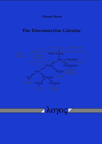 9783832500702: The Disconnection Calculus