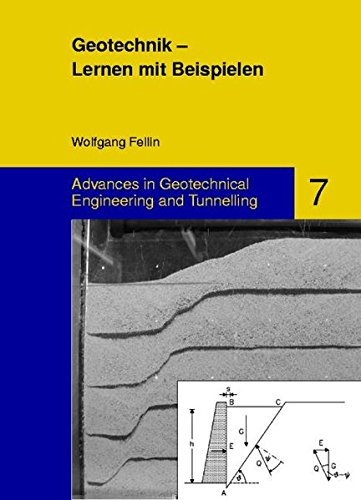 9783832501471: Geotechnik -- Lernen Mit Beispielen (Advances in Geotechnical Engineering and Tunneling) (German Edition)