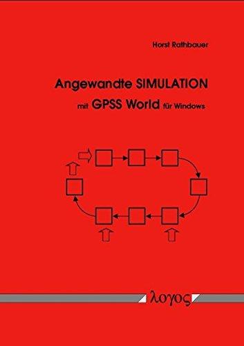 9783832502225: Angewandte Simulation mit GPSS World f�r Windows