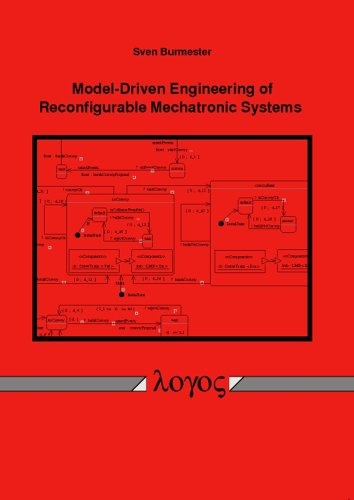 9783832512989: Model-Driven Engineering of Reconfigurable Mechatronic Systems