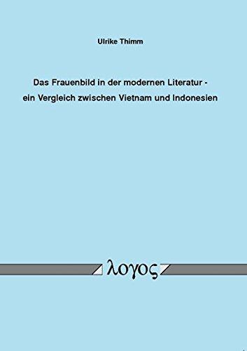 9783832516215: Das Frauenbild in der modernen Literatur - ein Vergleich zwischen Vietnam und Indonesien