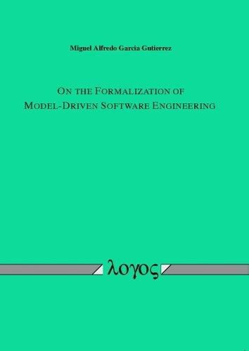 On the Formalization of Model-Driven Software Engineering: Gutierrez, Miguel Alfredo