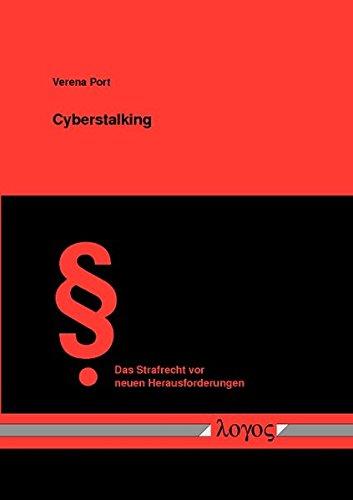 Cyberstalking: Port, Verena