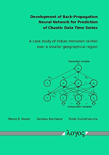 9783832533045: Development of Back-Propagation Neural Network for Prediction of Chaotic Data Time Series. A case study of Indian monsoon rainfall over a smaller geographical region