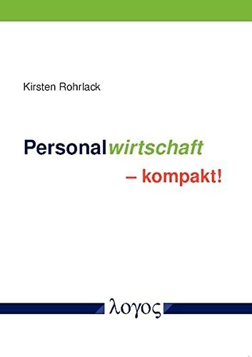 9783832535537: Personalwirtschaft - Kompakt!