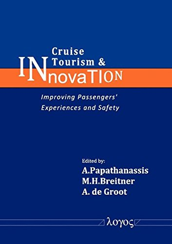 9783832536879: Cruise Tourism & Innovation: Improving Passengers' Experiences and Safety
