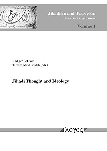 9783832537050: Jihadi Thought and Ideology (Jihadism and Terrorism)