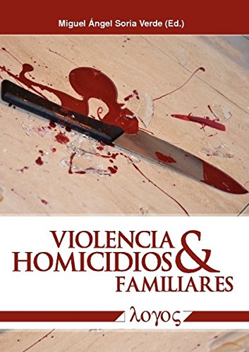 9783832537425: Violencia y Homicidios Familiares (Spanish Edition)