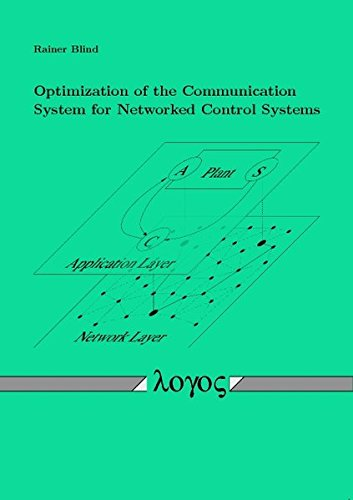 9783832537463: Optimization of the Communication System for Networked Control Systems
