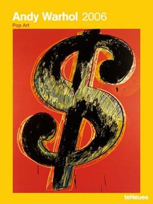 9783832704308: Warhol calendrier poster 48x64 2005